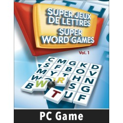 Super Word Games - Vol. 1