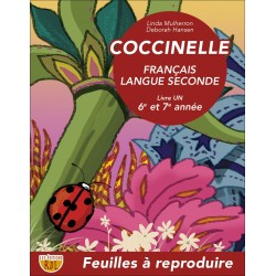 Coccinelle - Book ONE - Grandes 6 and 7