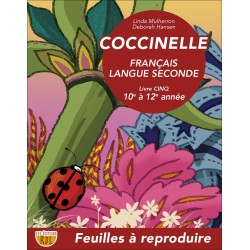 Coccinelle - Book FIVE - Grandes 10 to 12