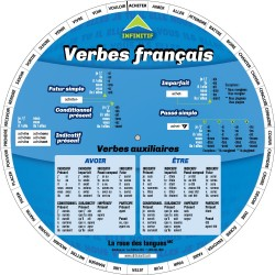 La roue des verbes français - Slightly damaged - Packs of 5