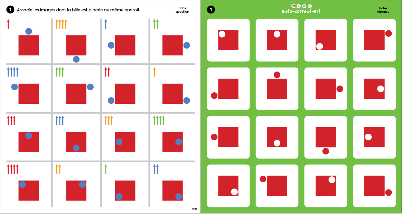 Bingo de l'espace - Exercice 1