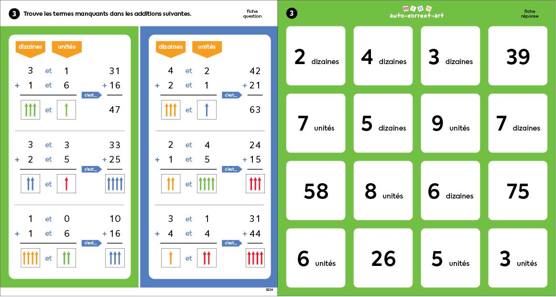 Comprendre l'addition (partie 1) - Exercice 3