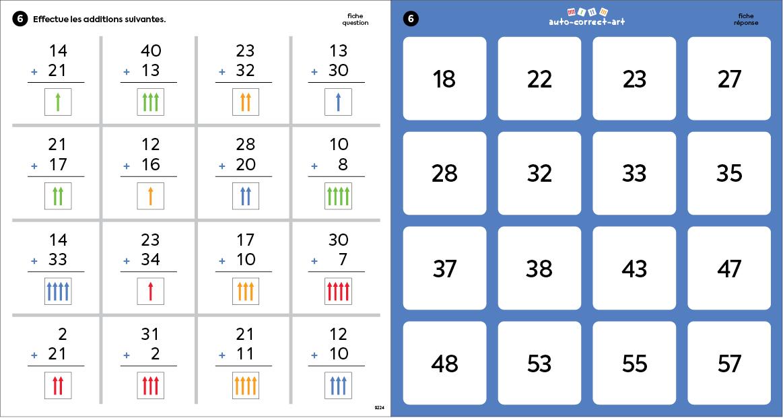Comprendre l'addition (partie 1)- Exercice 6